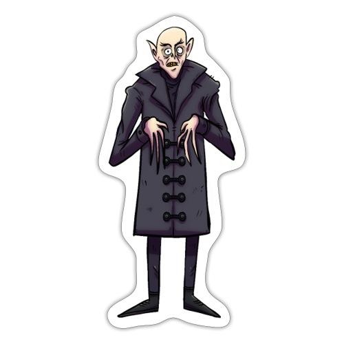 Count Orlok - Sticker