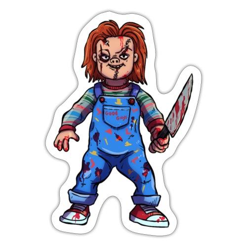 Chucky - Sticker