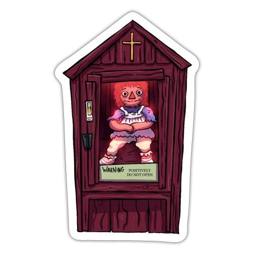 Annabelle Doll - Sticker