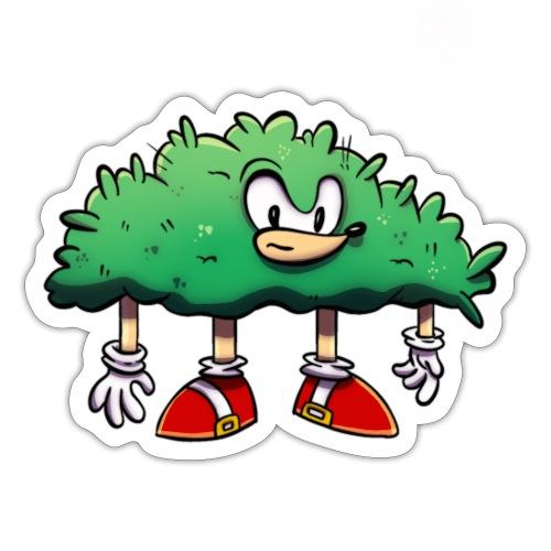 SonicTheHedge - Sticker