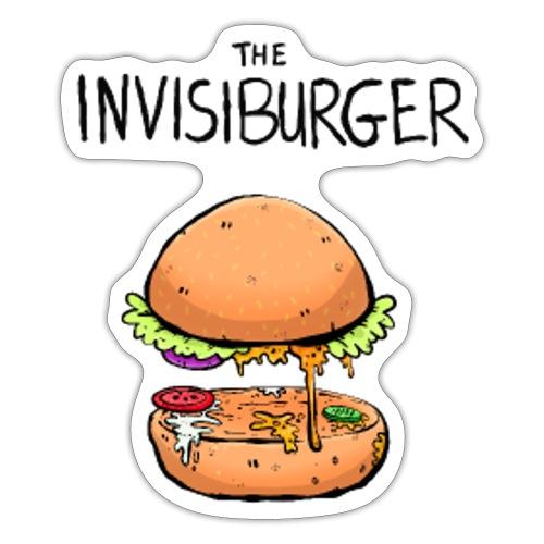 Vegetarian Vurger - Sticker