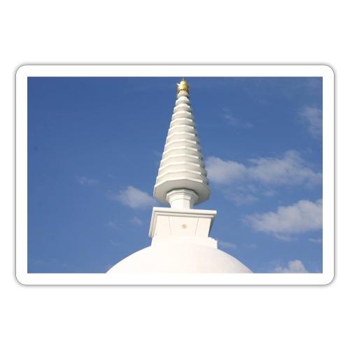 Stupa in Zalaszántó [2] - Sticker