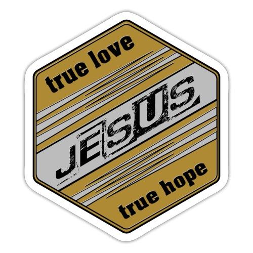 jesus 6eck - Sticker