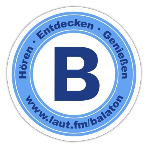 Webradio Balaton - Sticker