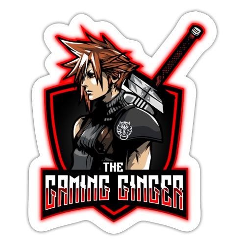 The Ginger - Sticker