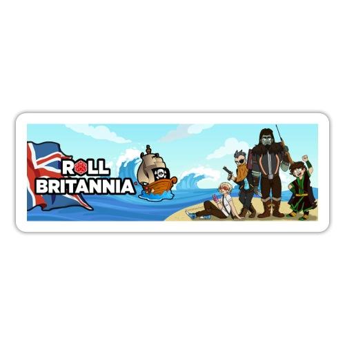 Beach Boyz Team Photo - Sticker