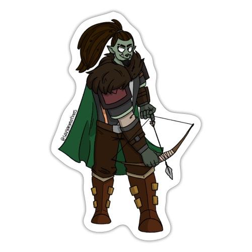 Keth Frostiron Sticker - Sticker