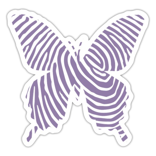 schmetterling - Sticker
