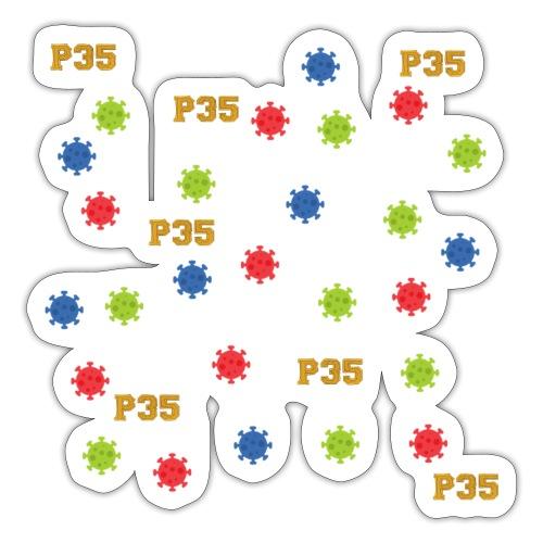 P35 Virus - Sticker
