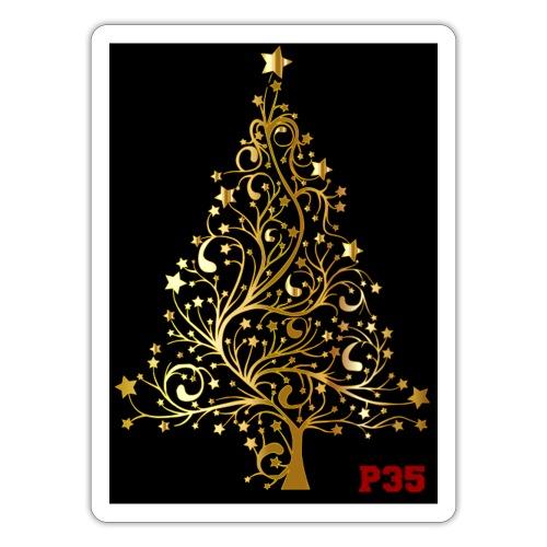 Golden Xmas 2020 - Sticker