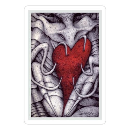 Demoni in Amore - Adesivo