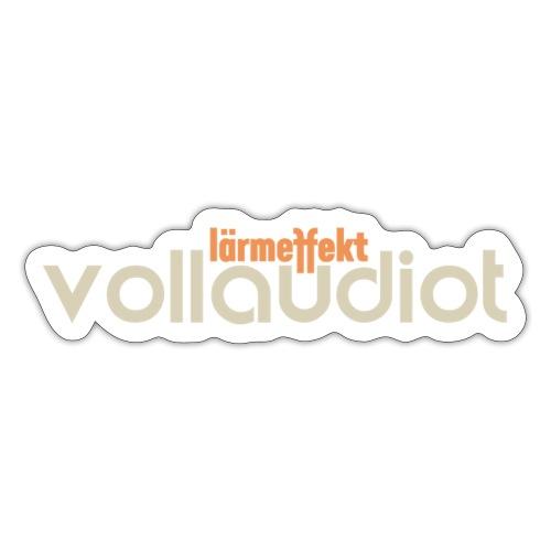 Vollaudiot LOGO - Sticker