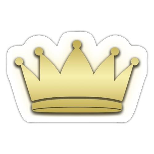Paradise Crown Gold - Sticker