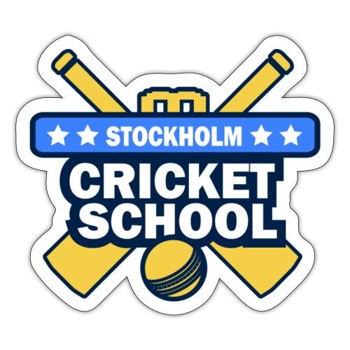 Cricket School - Klistermärke