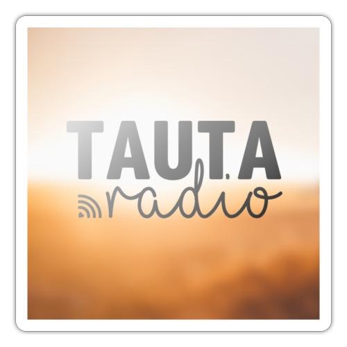 Radio Tauta Saulainais Logo - Sticker