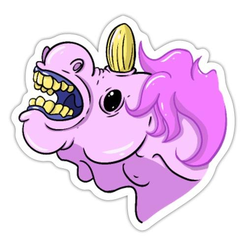 Unicorn! - Sticker