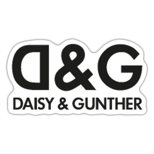 DG-logo - Sticker