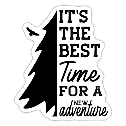 Adventure - Sticker