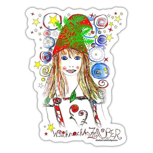 Weihnachtszauber - Sticker