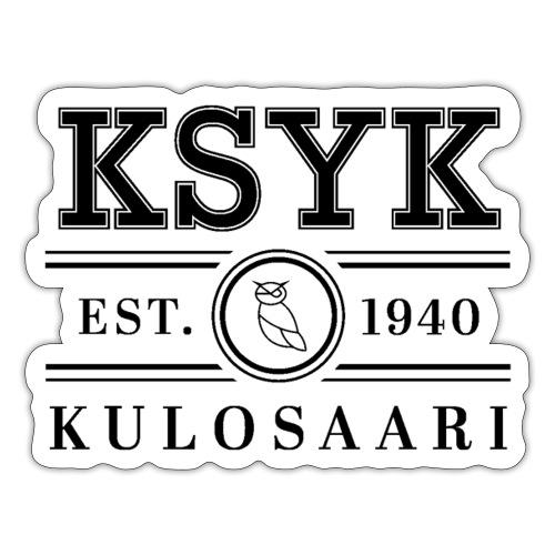 KULOSAARI (BLACK) - Tarra
