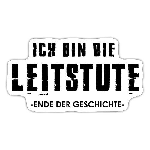 Leitstute- Ende der Geschichte - Sticker