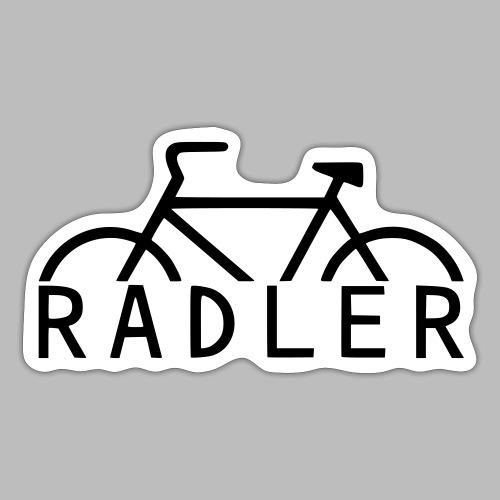 RADLER - Sticker