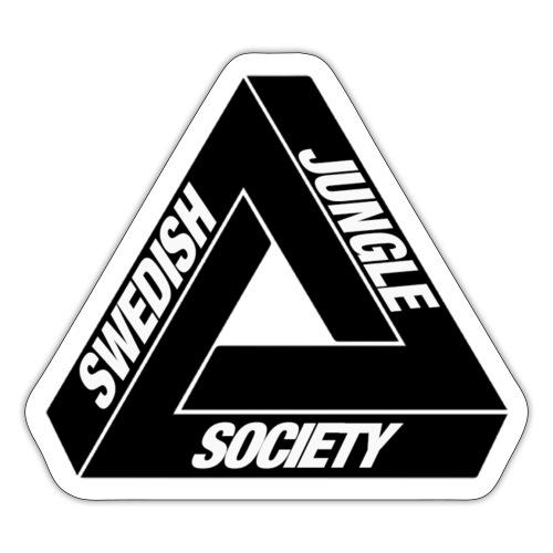 SJS Sticket - Klistermärke