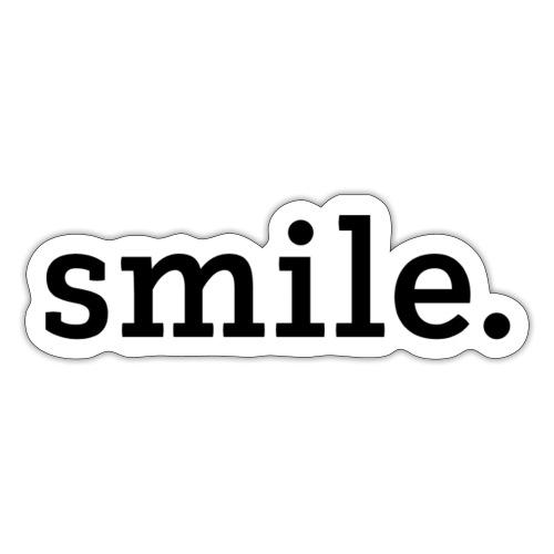 smile. - Tarra