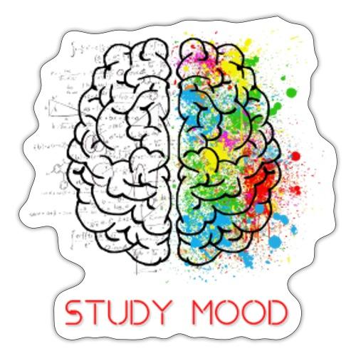 Study mood - Sticker