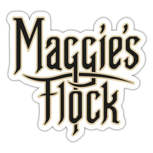 Maggie's Flock logo 2.0 - Sticker