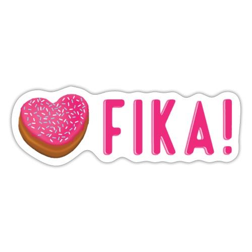 Jag älskar fika! - Tarra
