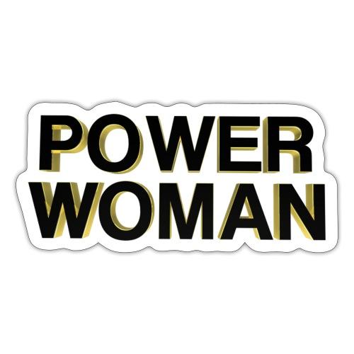 POWER WOMEN - Sticker
