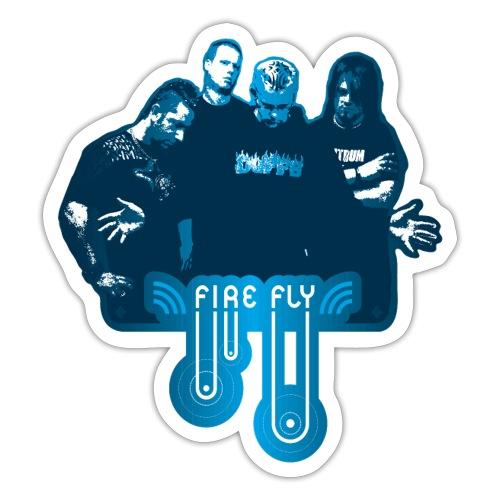 Fire Fly - Sticker