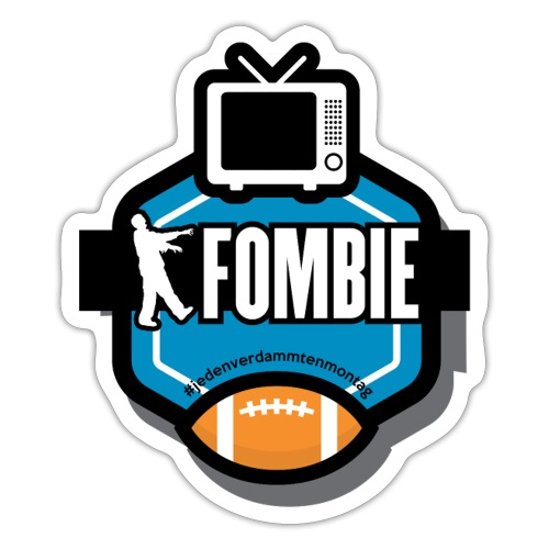 FOMBIE - Sticker