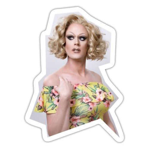 Jurassica Parka Beautyshot - Sticker