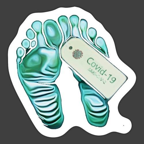 Covid-19 - Sticker