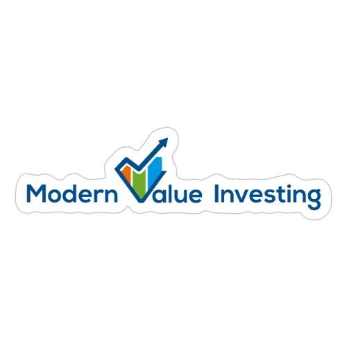 Modern Value Investing Tasse - Sticker