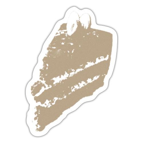 suklaakakku - Tarra