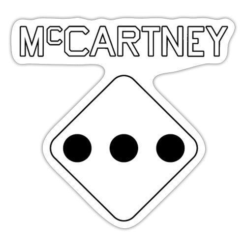 McCartney III - Sticker