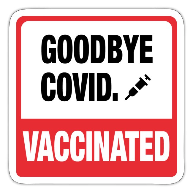 Vaccinated.