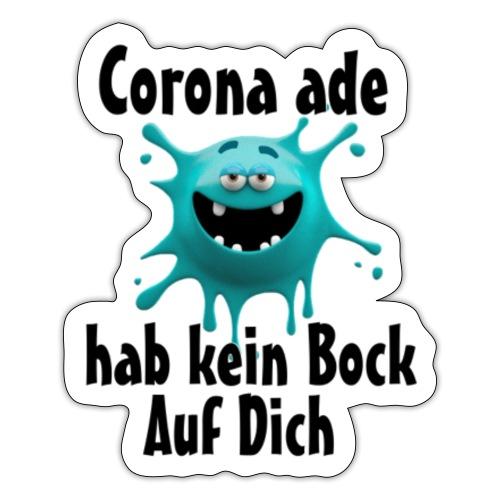 Kein Bock - Sticker