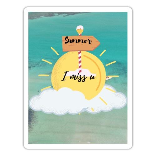 Summer feeling - Sticker
