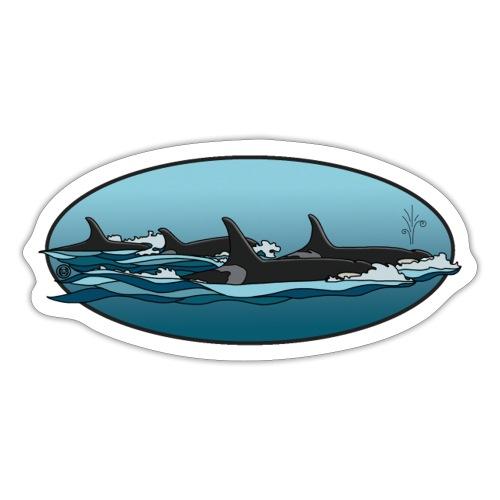 Orca - Sticker