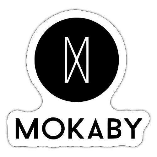 MokabyLOGO 34 - Sticker