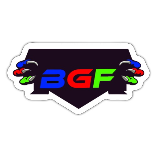 The BGF's ARMY logo! - Sticker