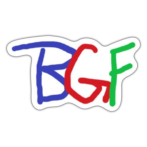 The OG BGF logo! - Sticker