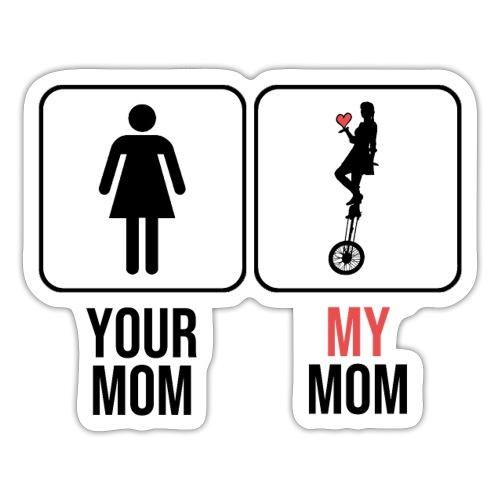 Circuslover - My Mom - Adesivo