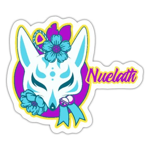 Nuelath fox Logo - Sticker