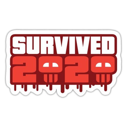 Survived 2020 - Sticker