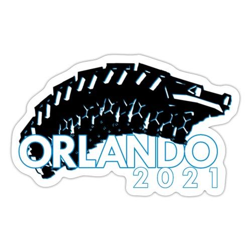 Orlando 2021 - Sticker